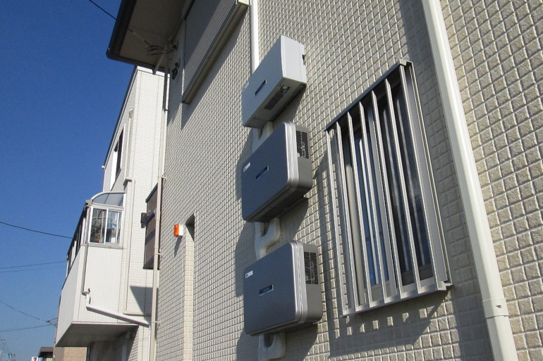 T様太陽光発電システムコンバーター