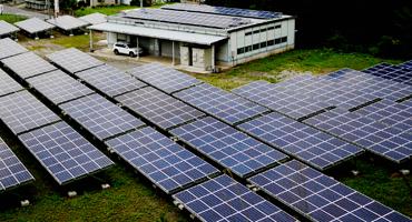 産業向け太陽光発電システム